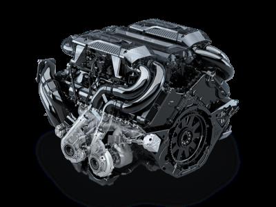 تعمیر موتور های 8 سیلندر